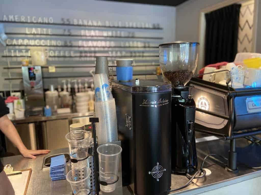 台北內湖 / Banana Blue Coffee 高CP值不限時咖啡-香蕉藍內湖二號店 8
