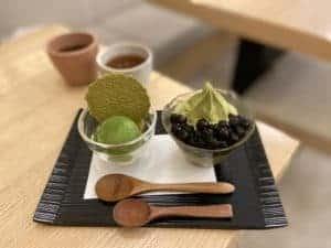 台北中山區美食/伊藤久右衛門-來自京都的宇治抹茶名店 1