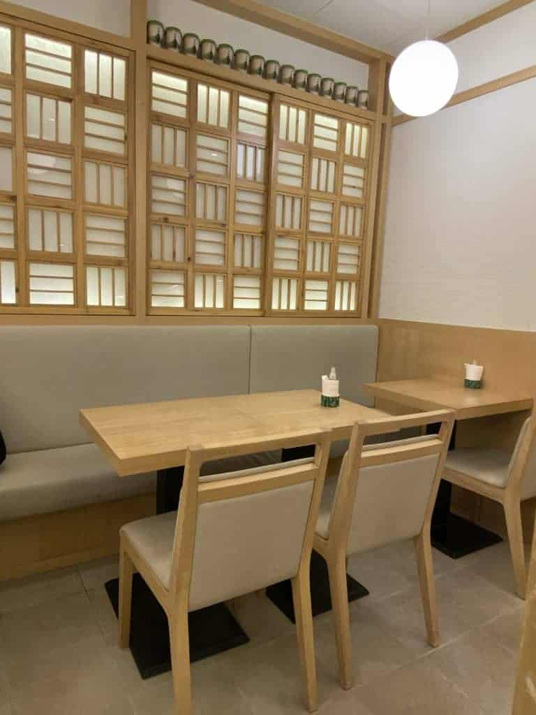 台北中山區美食/伊藤久右衛門-來自京都的宇治抹茶名店 7