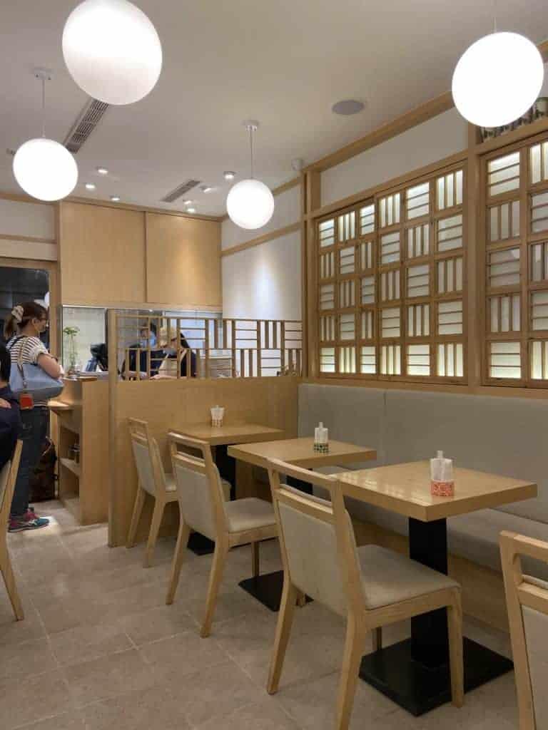 台北中山區美食/伊藤久右衛門-來自京都的宇治抹茶名店 6