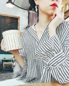 台中北屯/憲賣咖啡SMILE COFFEE熱河店 工業風早午餐 1