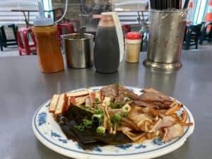 台南美食/榕樹下陽春麵 友愛街、國華街小吃 1