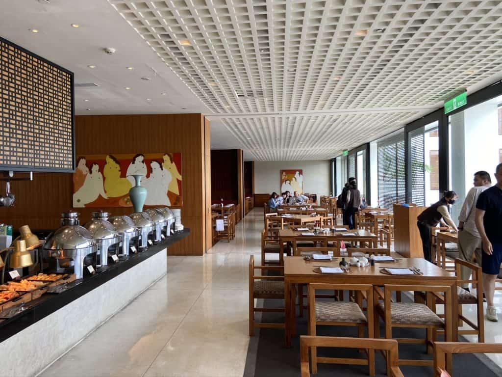 日月潭-涵碧樓,東方餐廳自助式午餐體驗 1