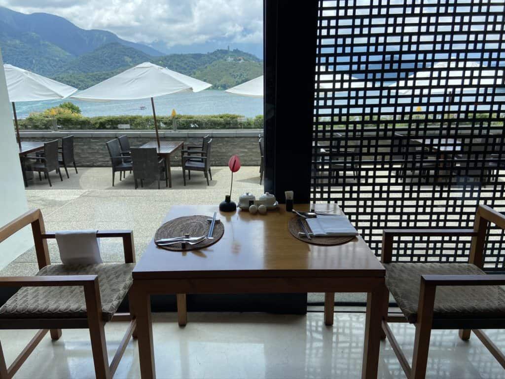 日月潭-涵碧樓,東方餐廳自助式午餐體驗 8