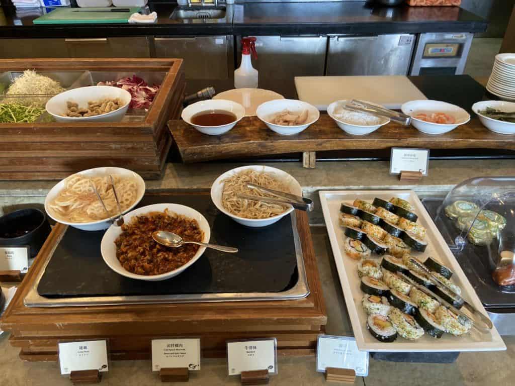 日月潭-涵碧樓,東方餐廳自助式午餐體驗 24