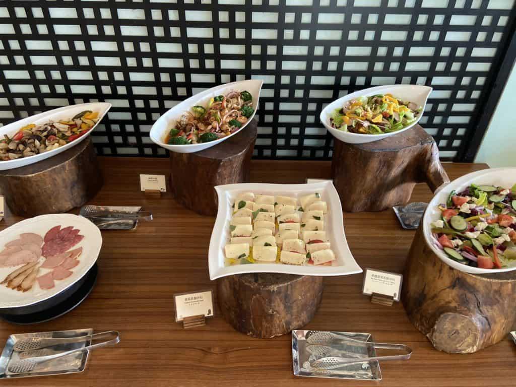 日月潭-涵碧樓,東方餐廳自助式午餐體驗 21