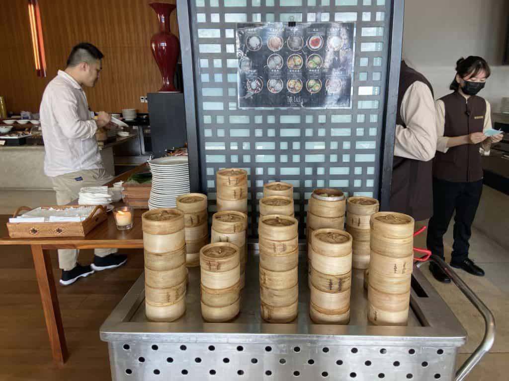 日月潭-涵碧樓,東方餐廳自助式午餐體驗 18