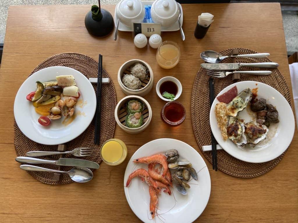 日月潭-涵碧樓,東方餐廳自助式午餐體驗 4