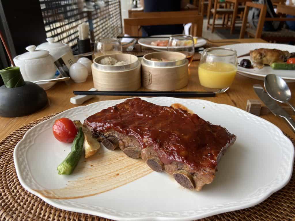日月潭-涵碧樓,東方餐廳自助式午餐體驗 37
