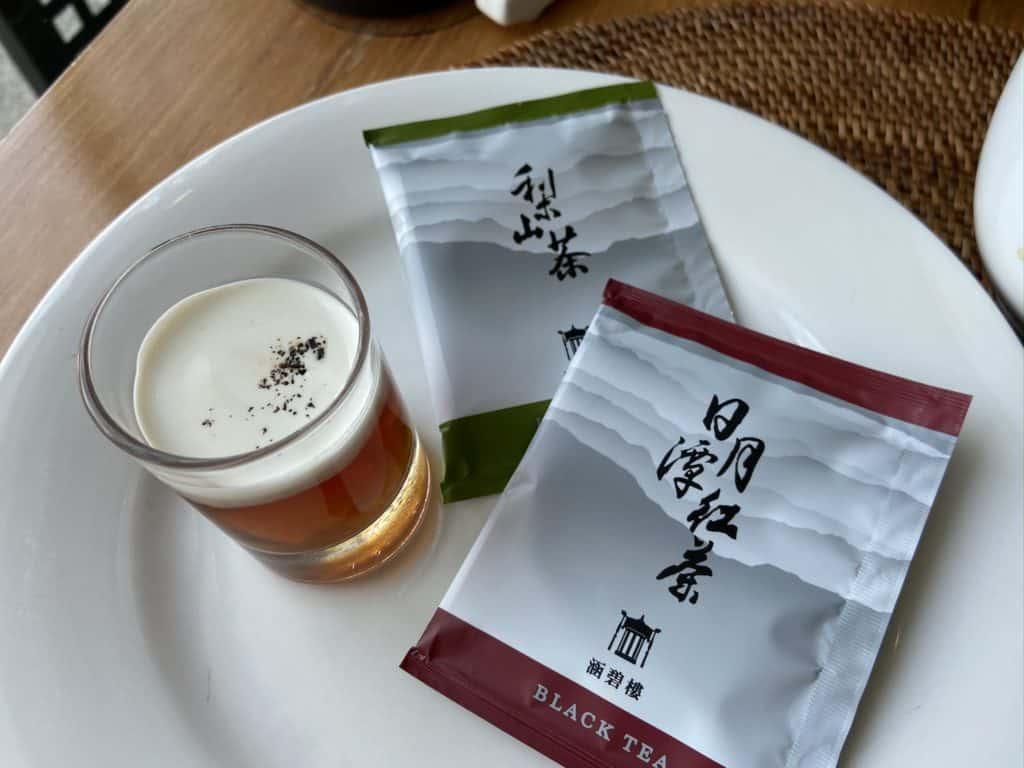 日月潭-涵碧樓,東方餐廳自助式午餐體驗 35