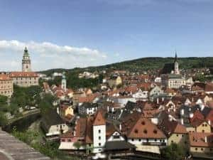 捷克CK小鎮|庫倫洛夫Český Krumlov!景點、交通、住宿分享 1