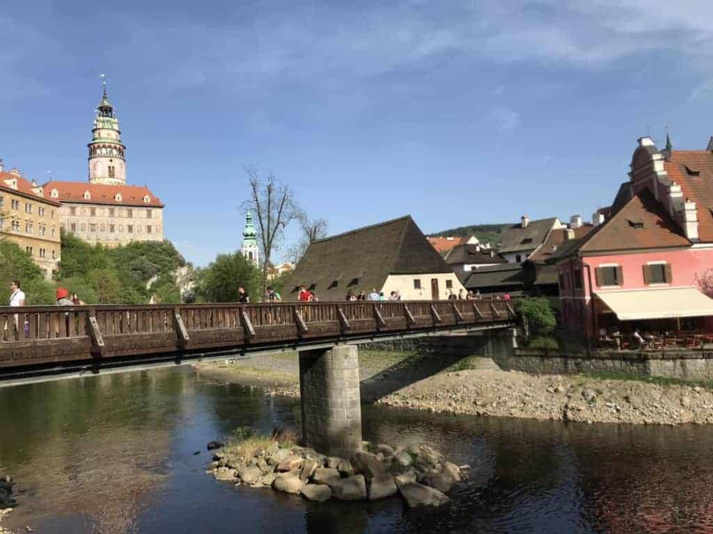 捷克CK小鎮|庫倫洛夫Český Krumlov!景點、交通、住宿分享 14