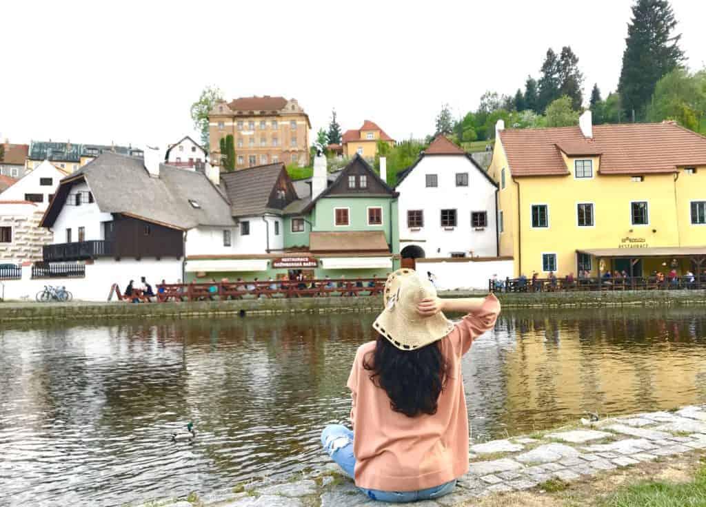 捷克CK小鎮|庫倫洛夫Český Krumlov!景點、交通、住宿分享 13