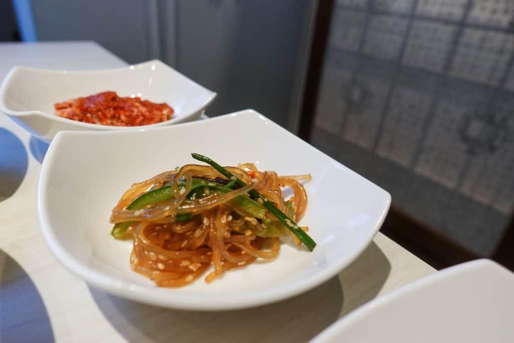 韓屋村 韓定食/東區最強韓國料理 國父紀念館美食 小菜無限續 10