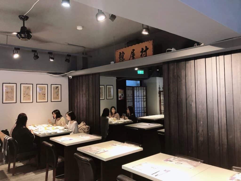 韓屋村 韓定食/東區最強韓國料理 國父紀念館美食 小菜無限續 3