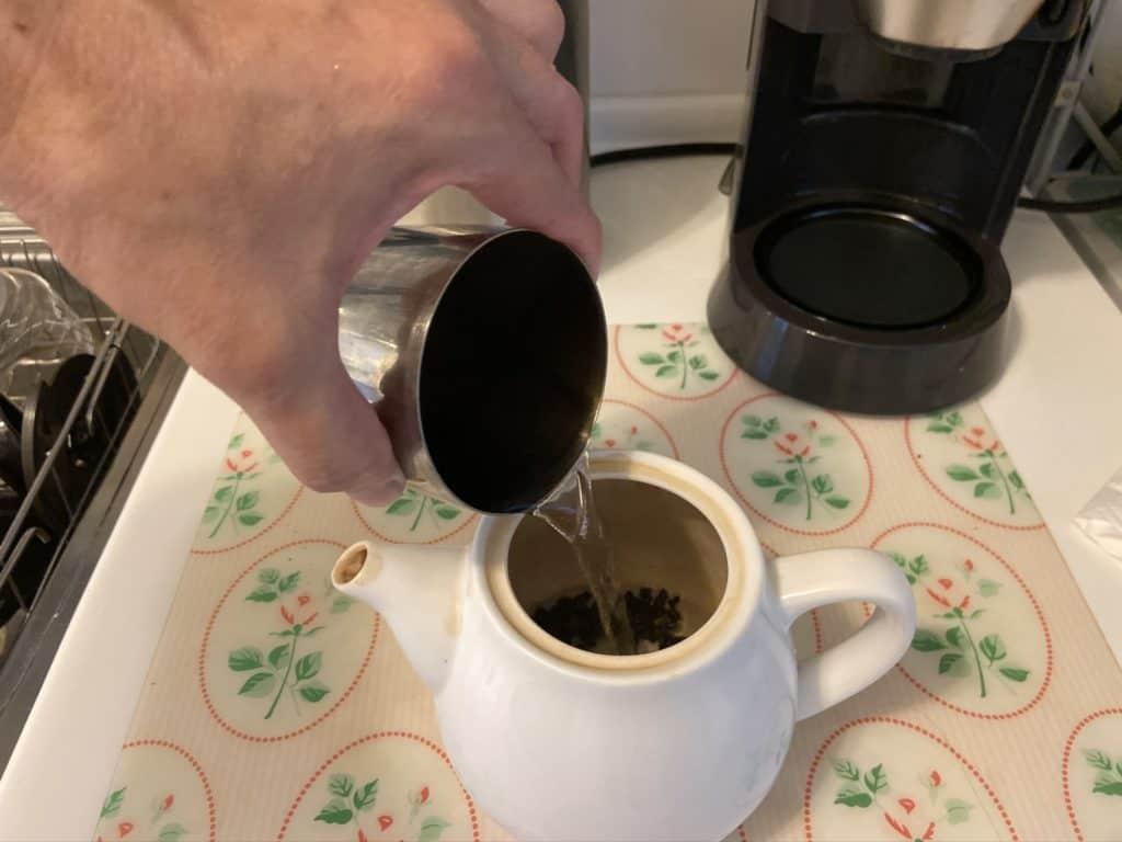 食譜/在家就能喝到手搖泡沫冰茶 9
