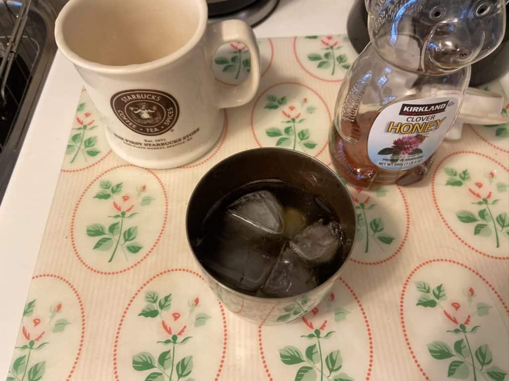 食譜/在家就能喝到手搖泡沫冰茶 13