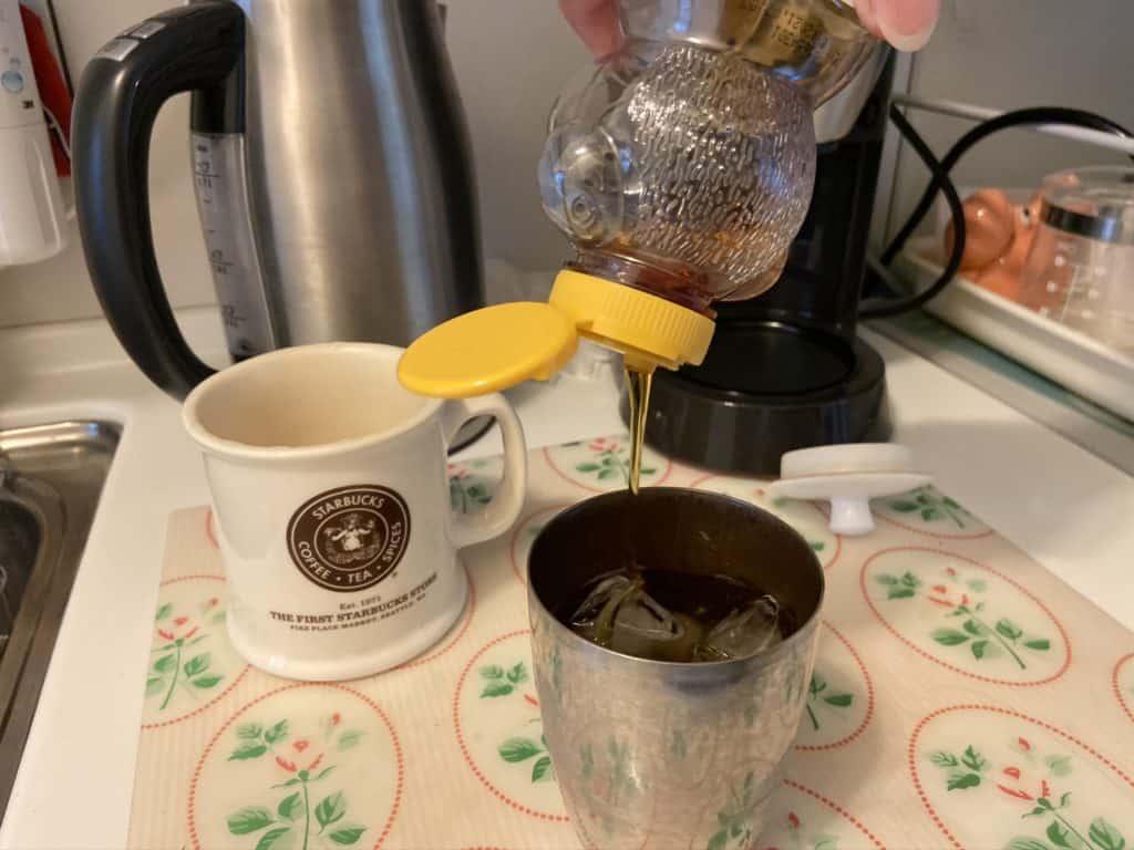 食譜/在家就能喝到手搖泡沫冰茶 1