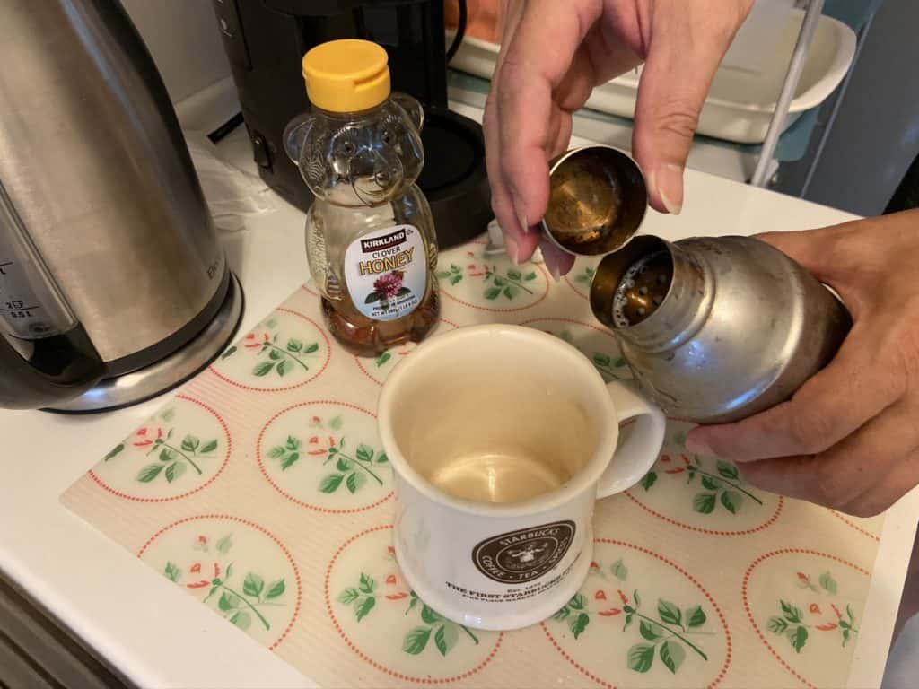 食譜/在家就能喝到手搖泡沫冰茶 18