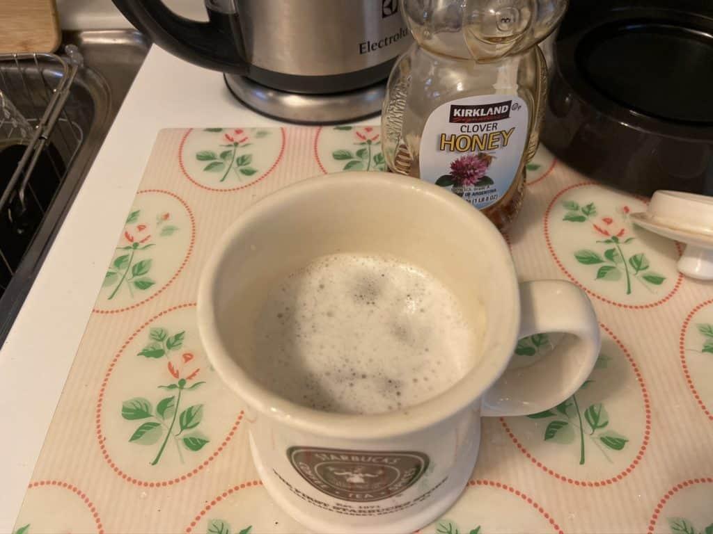 食譜/在家就能喝到手搖泡沫冰茶 2