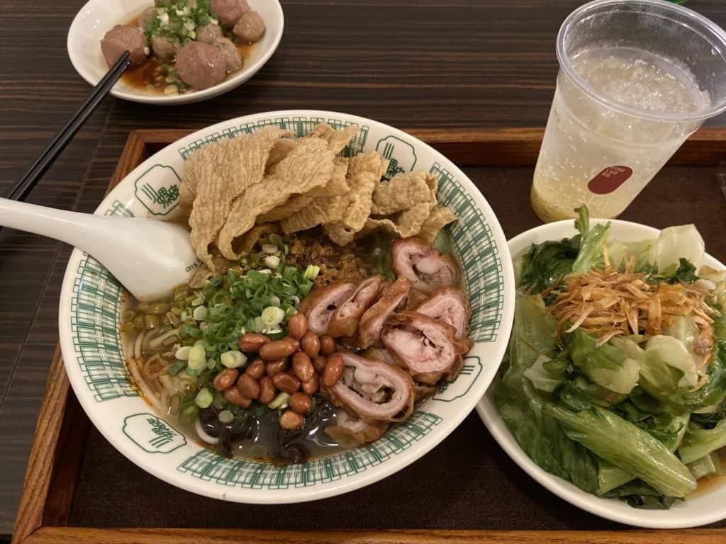 小螺波 / 南京復興美食 酸辣夠味份量大螺獅粉/螺螄粉 慶城街人氣美食 12