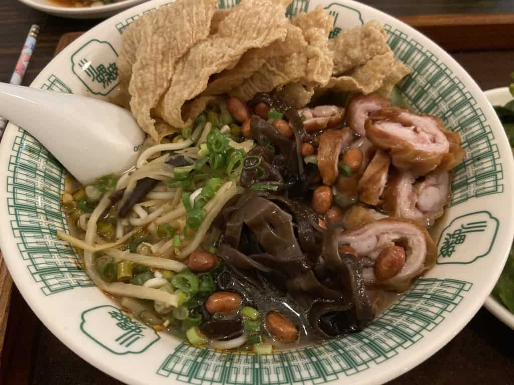 小螺波 / 南京復興美食 酸辣夠味份量大螺獅粉/螺螄粉 慶城街人氣美食 11