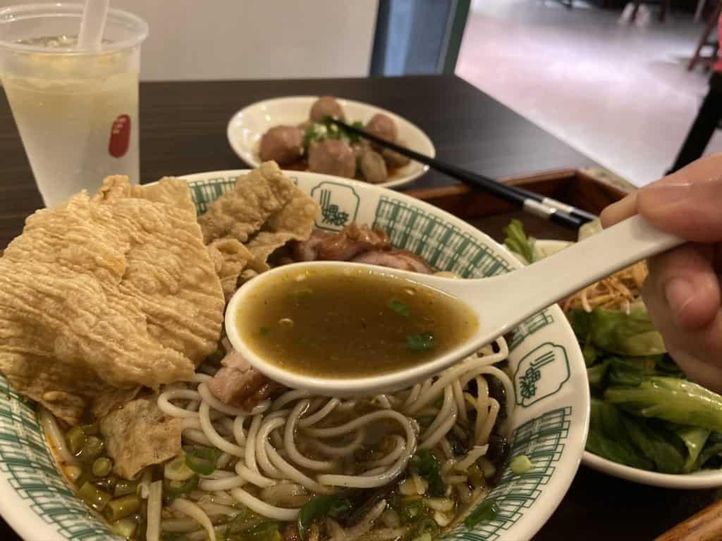 小螺波 / 南京復興美食 酸辣夠味份量大螺獅粉/螺螄粉 慶城街人氣美食 8