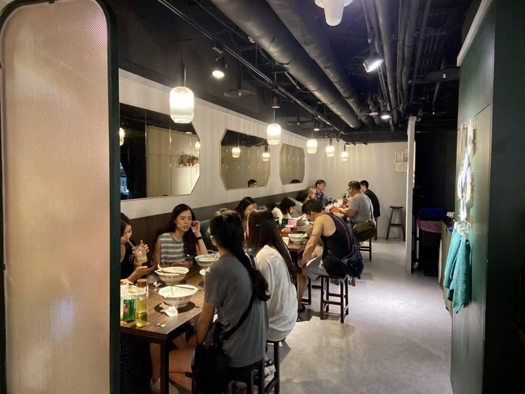 小螺波 / 南京復興美食 酸辣夠味份量大螺獅粉/螺螄粉 慶城街人氣美食 4