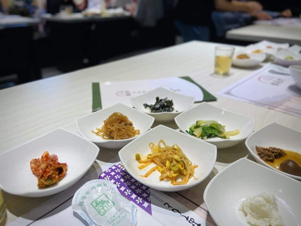 韓屋村 韓定食/東區最強韓國料理 國父紀念館美食 小菜無限續 15