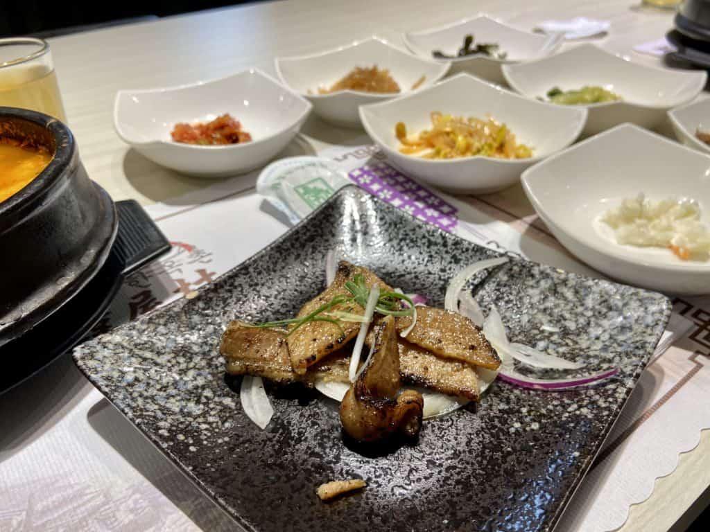 韓屋村 韓定食/東區最強韓國料理 國父紀念館美食 小菜無限續 22