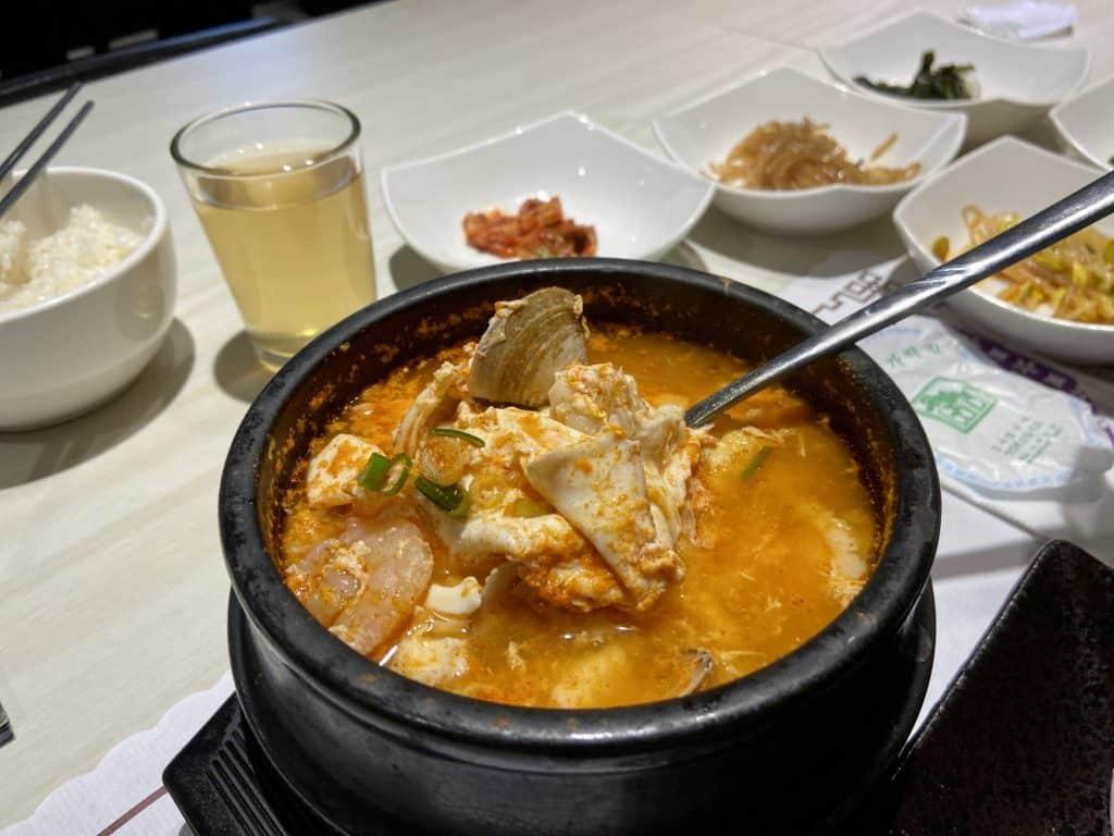 韓屋村 韓定食/東區最強韓國料理 國父紀念館美食 小菜無限續 20
