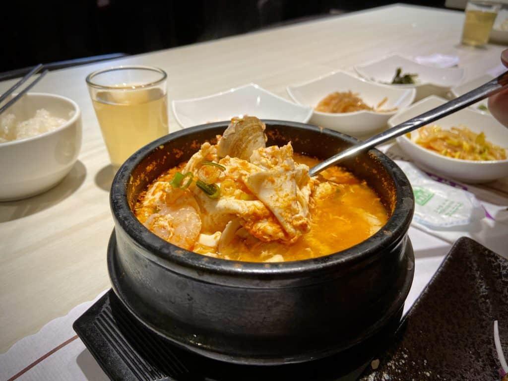 韓屋村 韓定食/東區最強韓國料理 國父紀念館美食 小菜無限續 21