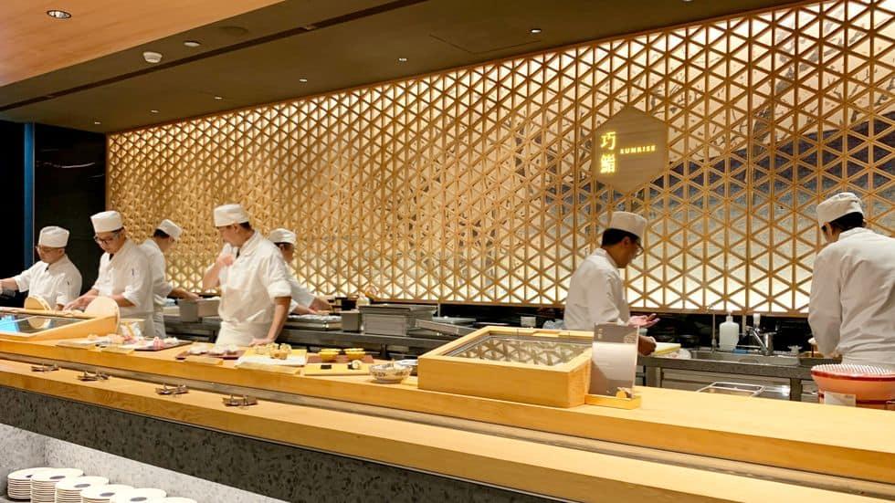 台北信義/旭集和食集錦SUNRISE 自助餐 日本料理吃到飽 饗饗集團新品牌 14