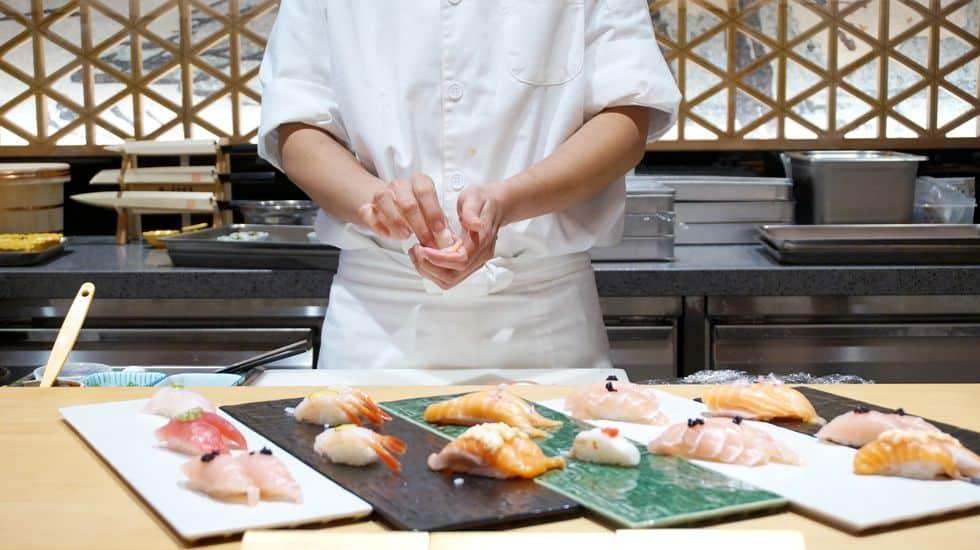 台北信義/旭集和食集錦SUNRISE 自助餐 日本料理吃到飽 饗饗集團新品牌 18