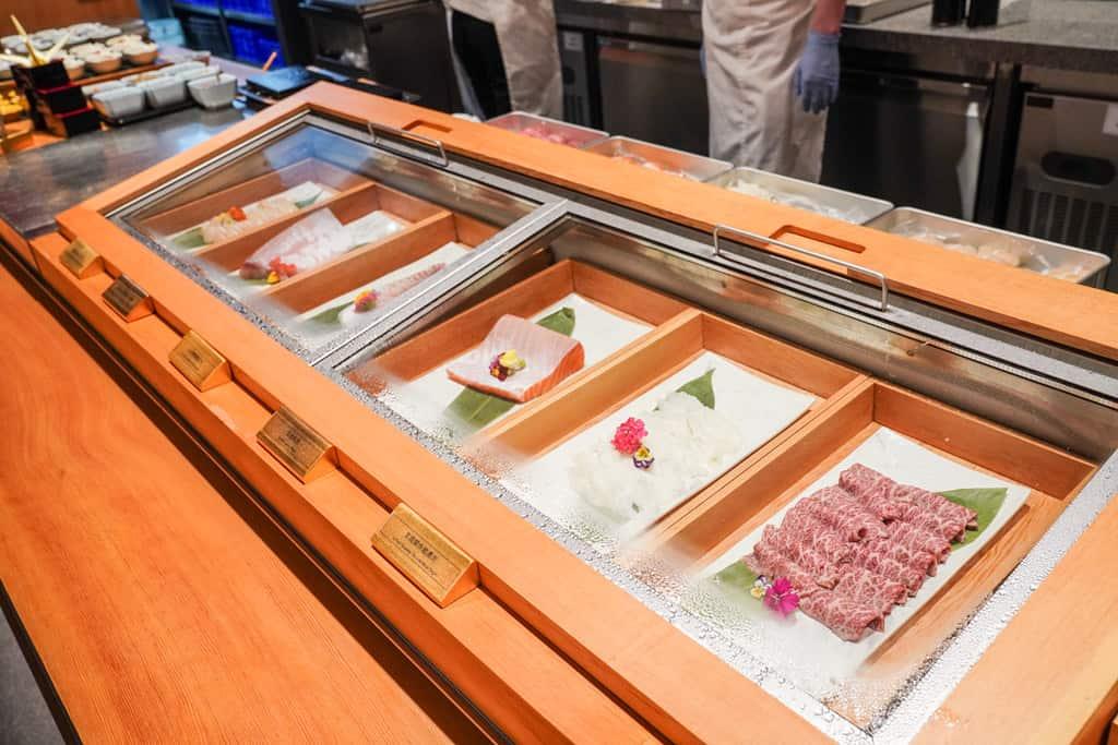 台北信義/旭集和食集錦SUNRISE 自助餐 日本料理吃到飽 饗饗集團新品牌 16