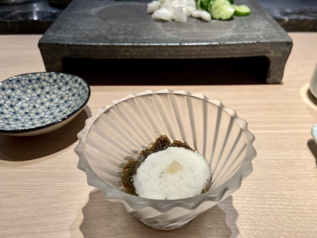 台北信義/ 初魚鐵板燒 高CP值 無菜單日式鐵板料理 10
