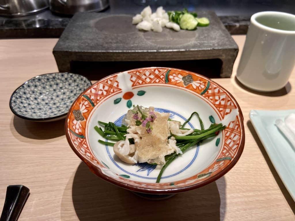 台北信義/ 初魚鐵板燒 高CP值 無菜單日式鐵板料理 11
