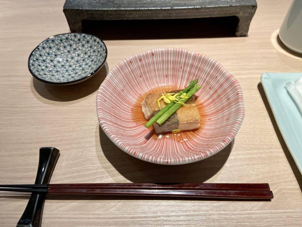 台北信義/ 初魚鐵板燒 高CP值 無菜單日式鐵板料理 13
