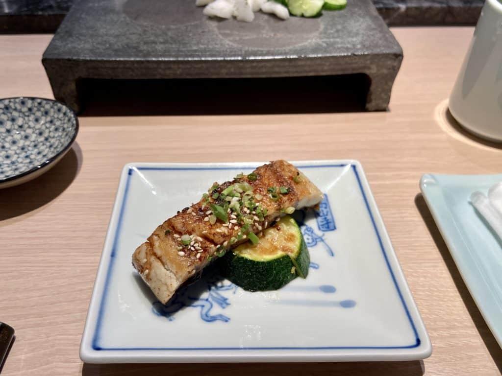 台北信義/ 初魚鐵板燒 高CP值 無菜單日式鐵板料理 15