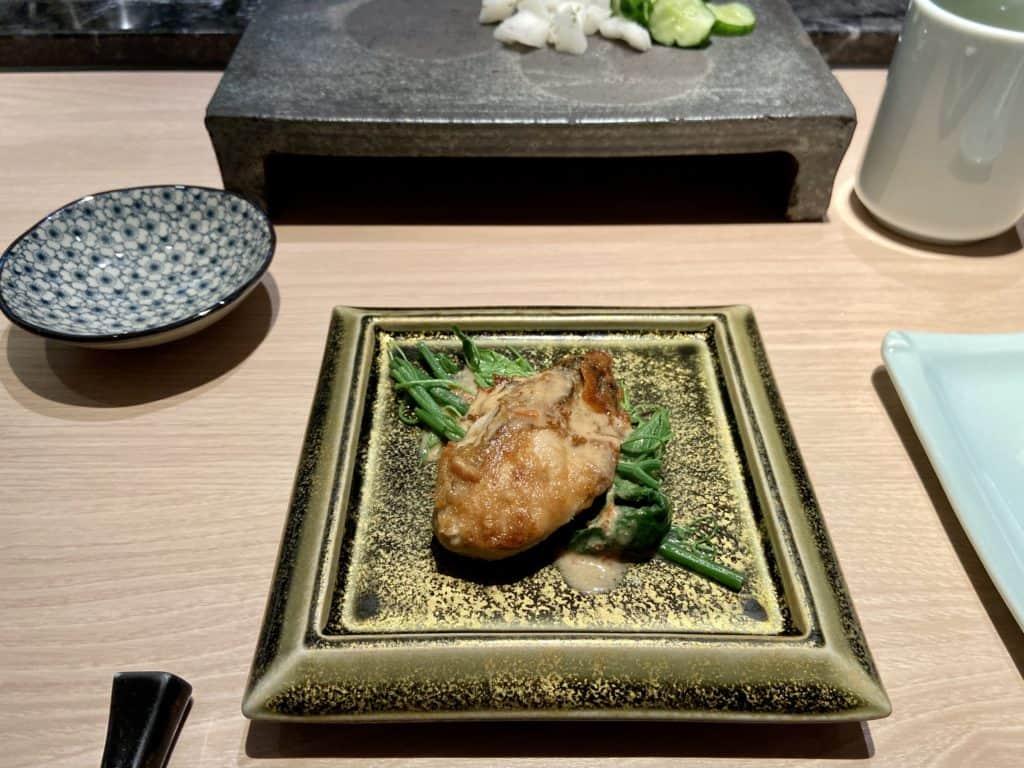台北信義/ 初魚鐵板燒 高CP值 無菜單日式鐵板料理 17