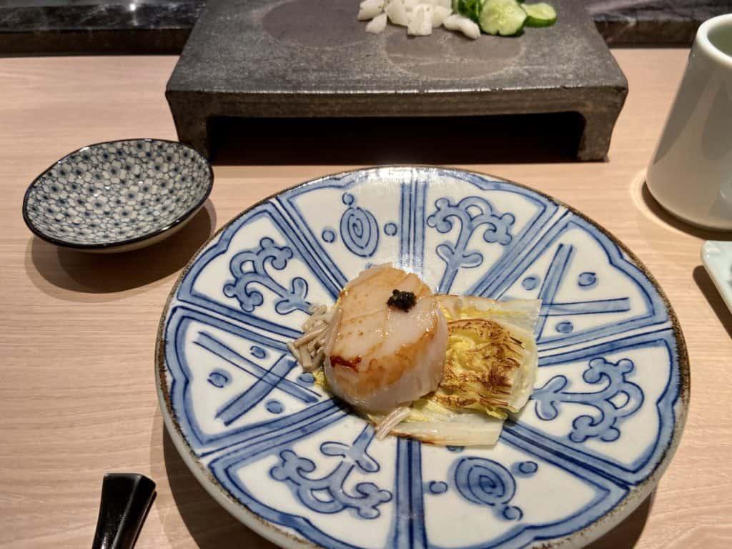 台北信義/ 初魚鐵板燒 高CP值 無菜單日式鐵板料理 19