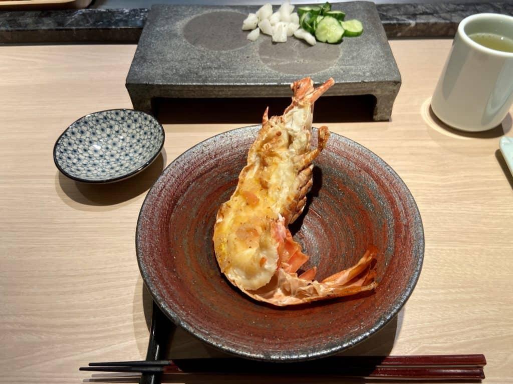 台北信義/ 初魚鐵板燒 高CP值 無菜單日式鐵板料理 24