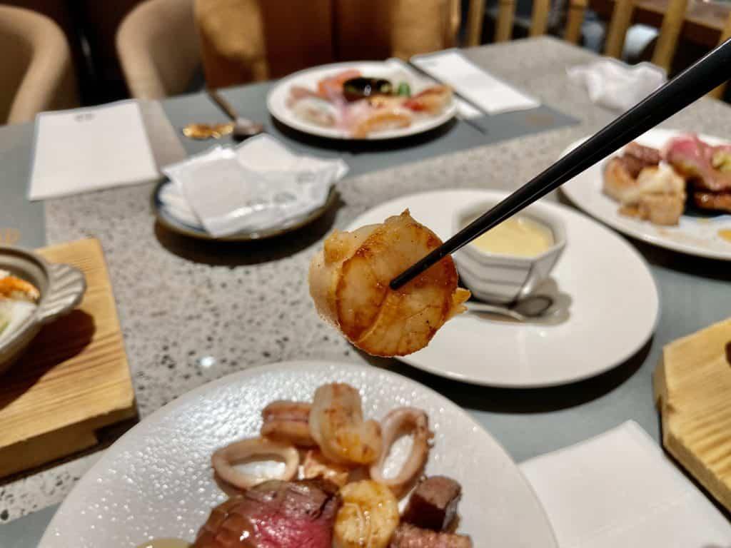台北信義/旭集和食集錦SUNRISE 自助餐 日本料理吃到飽 饗饗集團新品牌 2