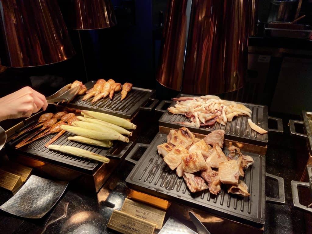 台北信義/旭集和食集錦SUNRISE 自助餐 日本料理吃到飽 饗饗集團新品牌 20