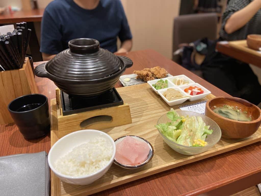 台北信義/ 微風松高美食 和民手做廚房 日式定食 白飯味增湯免費續碗 16