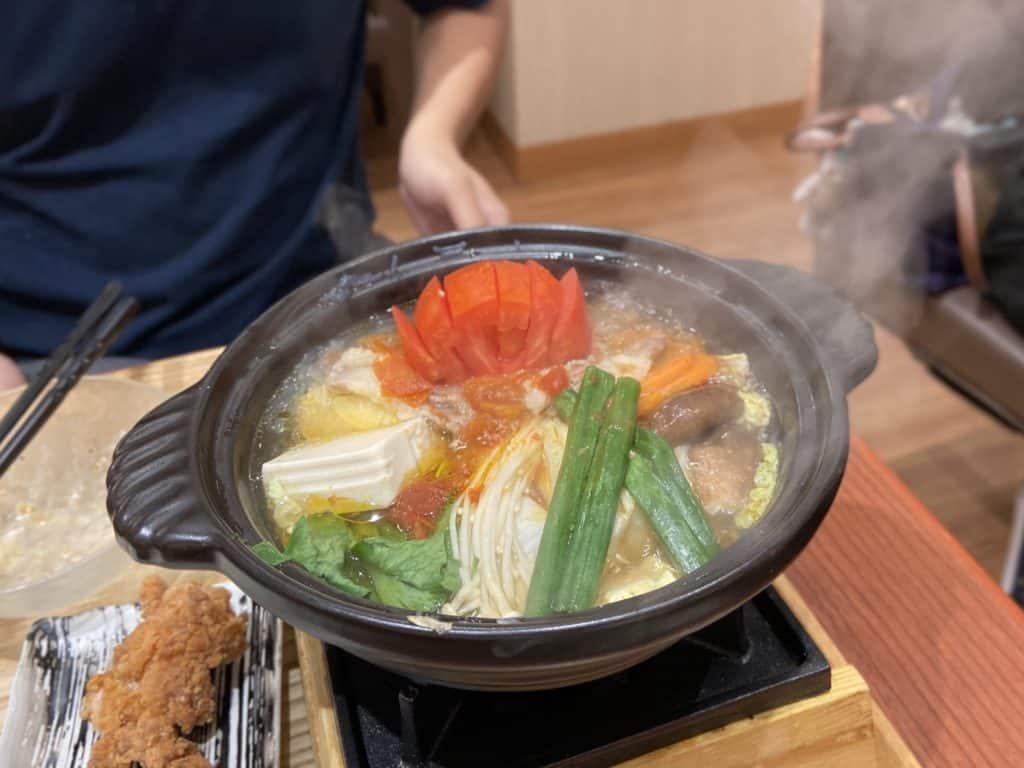 台北信義/ 微風松高美食 和民手做廚房 日式定食 白飯味增湯免費續碗 17