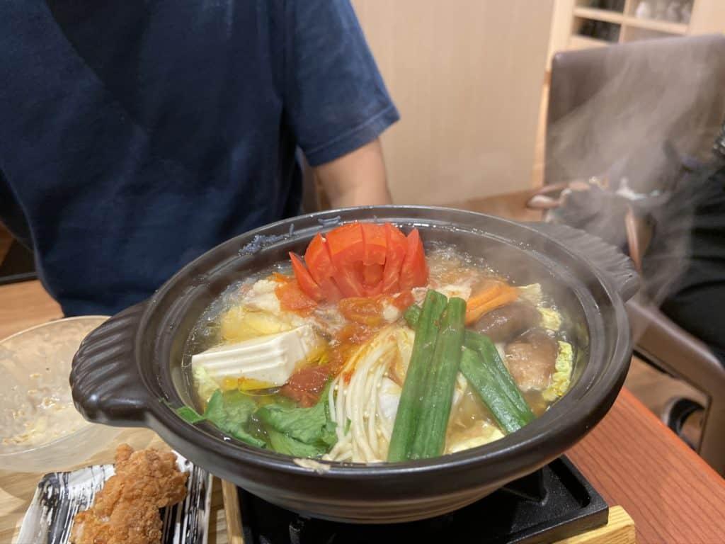 台北信義/ 微風松高美食 和民手做廚房 日式定食 白飯味增湯免費續碗 18