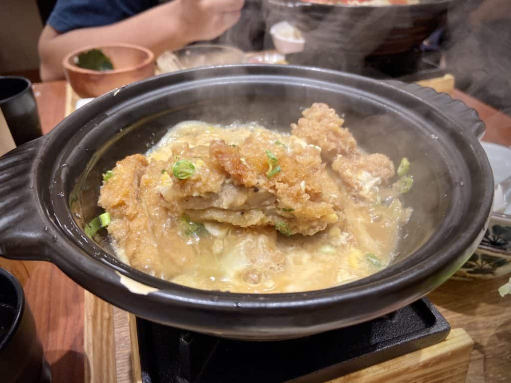 台北信義/ 微風松高美食 和民手做廚房 日式定食 白飯味增湯免費續碗 2