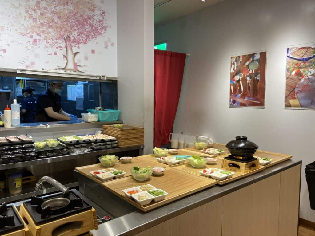 台北信義/ 微風松高美食 和民手做廚房 日式定食 白飯味增湯免費續碗 5