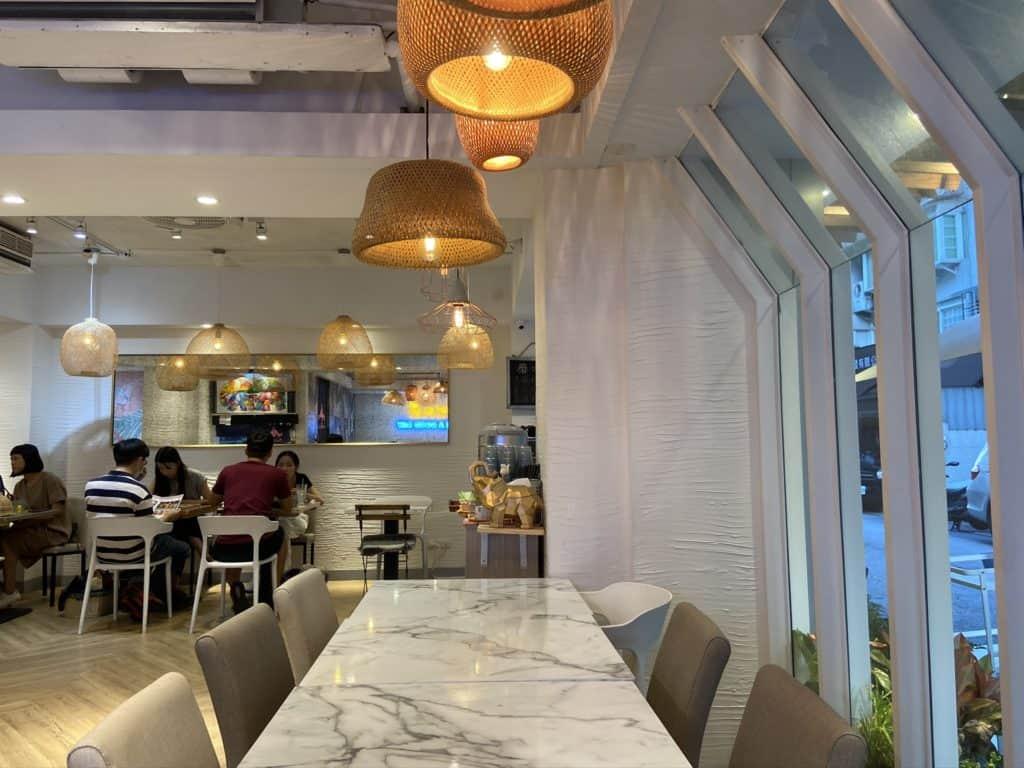 台北中山/小食泰 泰式料理 個人泰式定食 中山國中美食 6